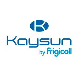 Página web de Kaysun by Frigicoll