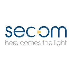 Página web de Secom