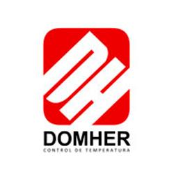 Página web Domher