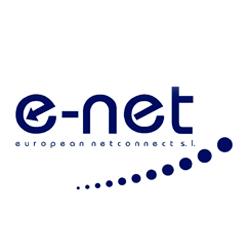 Página web de E-net